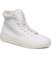 elpique low cut rhino shoes boots ankle boots ankle boot - flat vit royal republiq