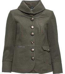 giacca con bottoni gioiello (verde) - rainbow