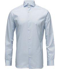 slhregsel-pelle shirt ls b noos skjorta business blå selected homme