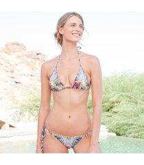 watercolor bikini