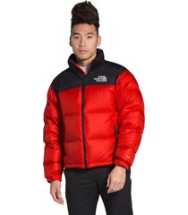 parka 1996 retro nuptse rojo the north face