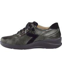skor fidelio grå