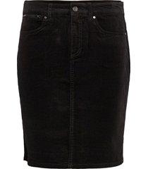 frmacord 2 skirt kort kjol svart fransa