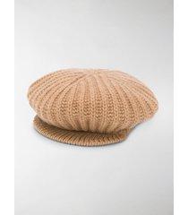 max mara cashmere knitted cap