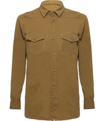 family first milano shirt cargo biscuit