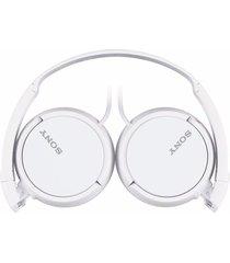 audifonos diadema sony originales alta calidad - blanco mdr-zx110
