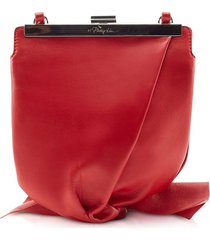 3.1 phillip lim designer handbags, estelle mini soft case w/shoulder strap