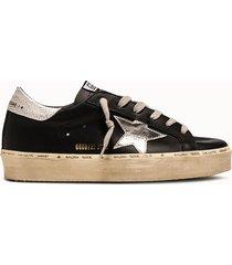 golden goose deluxe brand sneakers hi star colore nero argento