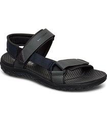 mens reggae shoes summer shoes sandals svart skechers