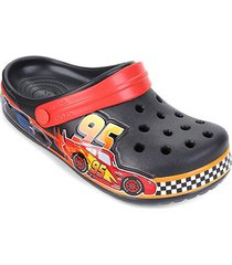 crocs infantil disney cars and relâmpago mcqueen