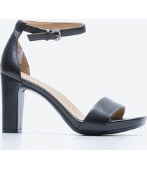 sandalia casuales mujer naturalizer sdza negro