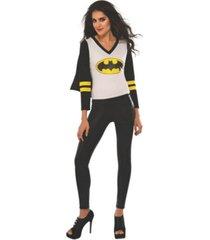 buyseasons women's batgirl sporty adult t-shirt costume