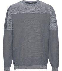 sport pk sweat-shirt trui grijs adidas performance