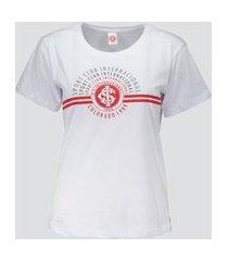 camiseta internacional arcos masculina