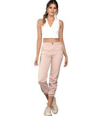 pantalon jogger rosa ragged pf11310630