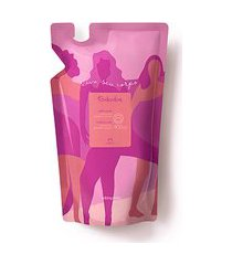refil desodorante hidratante corporal avelã e cassis tododia edição limitada - 400ml
