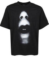 marcelo burlon t-shirt mouth over