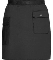 blair skirt kort kjol svart wolford