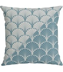 almofada decorativa serenity 162 50x50cm azul