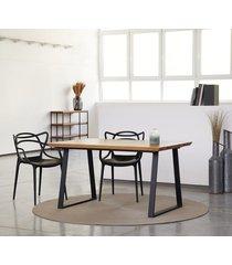 stół rozkładany dębowy helsinki city