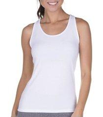 camiseta regata criativa urbana lisa - feminino
