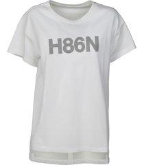 hogan printed t-shirt