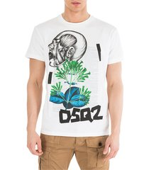 dsquared2 gazzette t-shirt