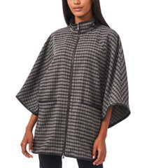 riley & rae darcy cape jacket, created for macy's