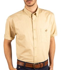 camisa manga corta fondo entero ref. 104061119