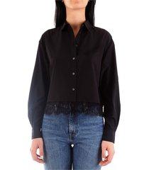 calvin klein j20j213068 t shirt women black