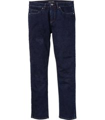 jeans 5 tasche slim fit (blu) - bpc selection