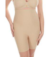 shapewear selmark bochten hoge taille panty met omhulsel