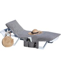 ozan premium home chaise lounge cover with pockets bedding