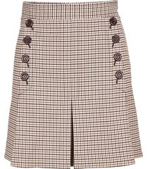 see by chloé see by chloe a-line short skirt