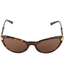 54mm cat eye sunglasses