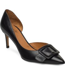pumps 4582 shoes heels pumps classic svart billi bi