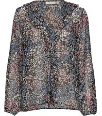 lylaiw blouse blouse lange mouwen multi/patroon inwear