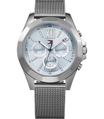 reloj tommy hilfiger 1781846 plateado -superbrands