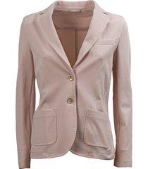 circolo 1901 circolo slim fit fleece jacket