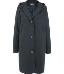 cappotto corto con cappuccio (nero) - bpc bonprix collection