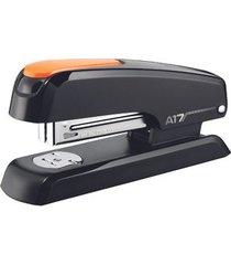 grampeador de mesa maped office nº24/06 e 26/06 preto para até 25 folhas