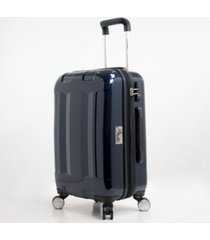 """chariot cinco 20"""" hardside luggage carry-on"""