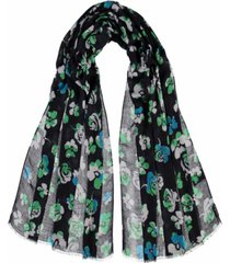 autumn women's scarf