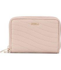 furla mini swing purse - neutrals