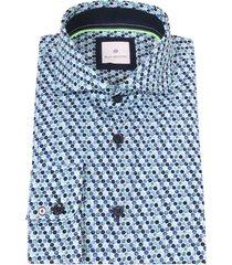 blue industry 2329.11 shirt navy