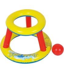 rhinomaster play inflatable mini splashketball pool game