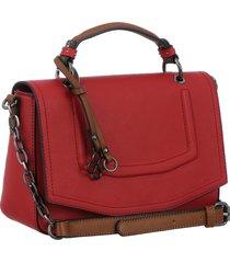 bolsa fedra f6210 vermelho