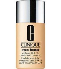 base clinique - even better makeup broad spectrum spf 15 12 meringue