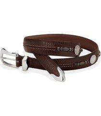 double-nickel belt