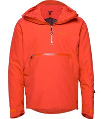 stranda ins hybrid anorak outerwear jackets anoraks rood bergans